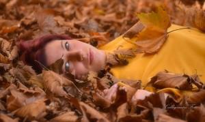 Őszi levelek között