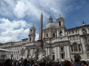 Piazza Navona, Róma